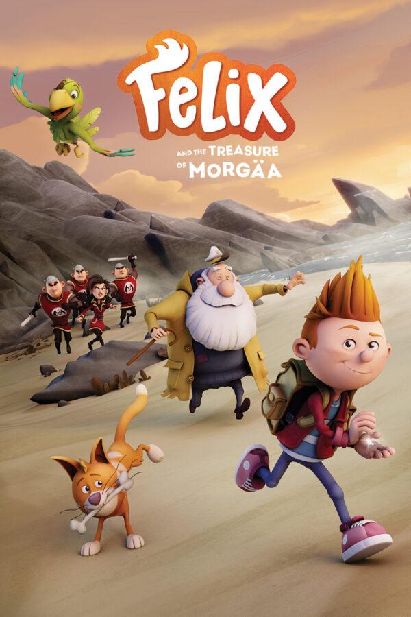 Felix and the treasure of Morgäa