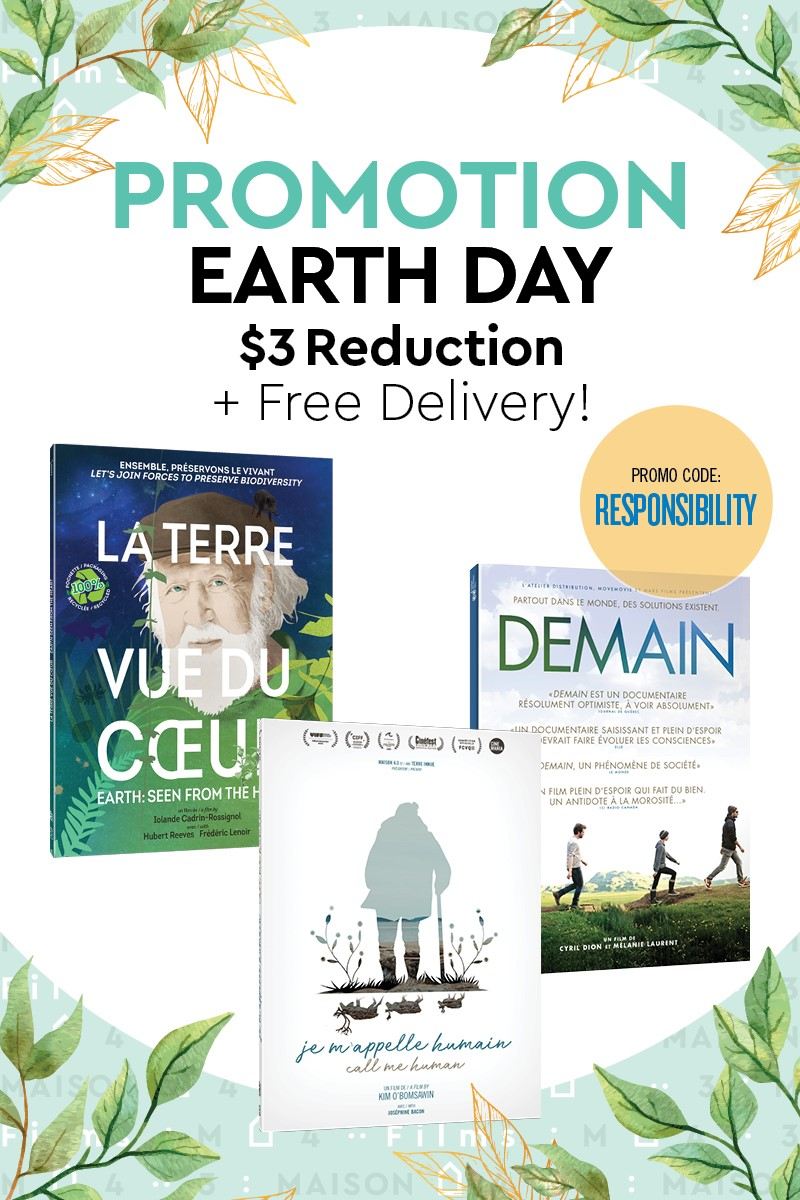 Earth Day Promotion